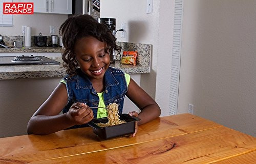 rapid ramen cooker - microondas instantáneas ramen fideos e