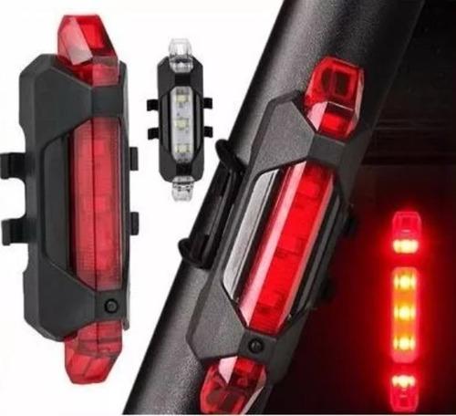 rapid x luz trasera bicicleta vs agua ultra brillo 12 horas