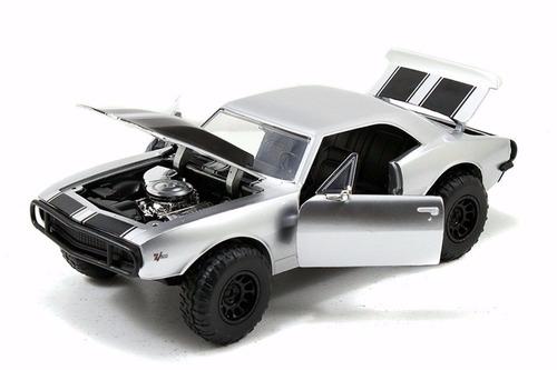 rapido-y-furioso-chevy-camaro-132 escala 1:24 nuevo