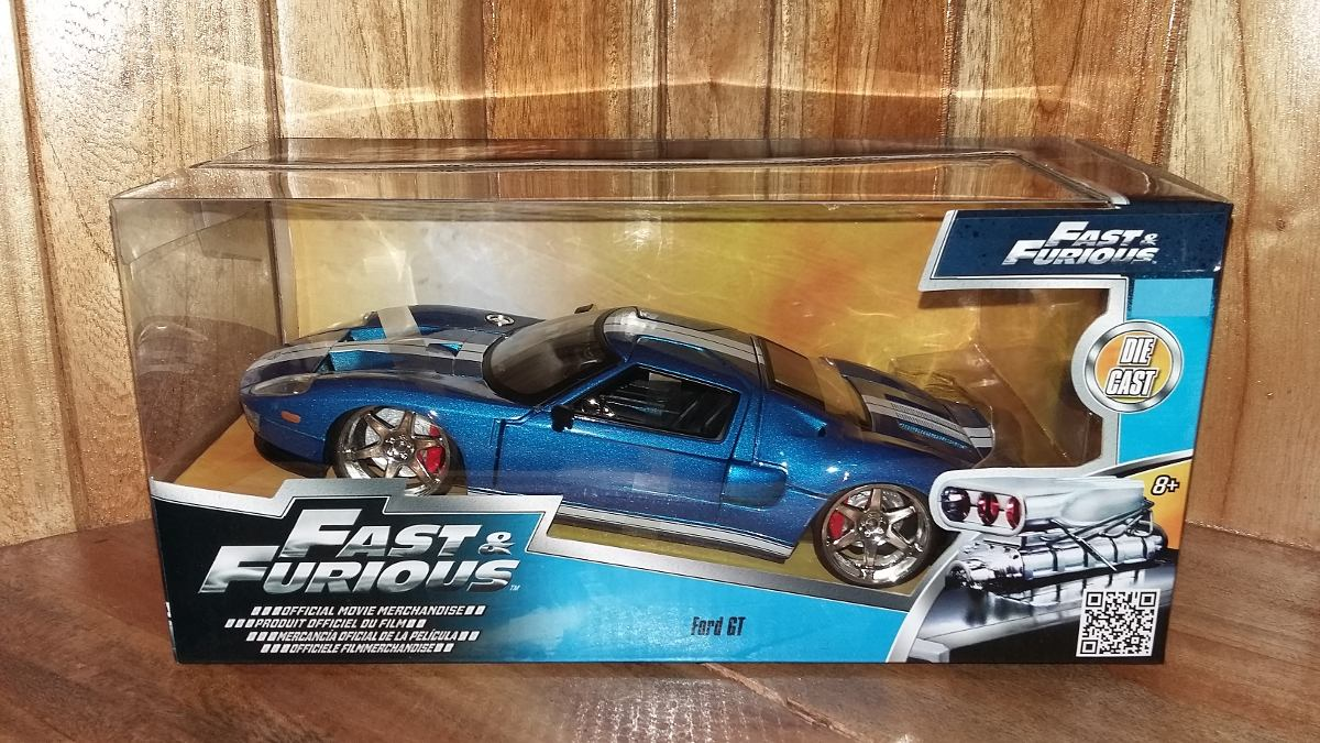 Jada Toys Ford Gt Fast And Furious   Cargando Zoom