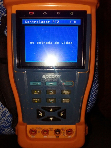 rapport o monitor epcom para cctv