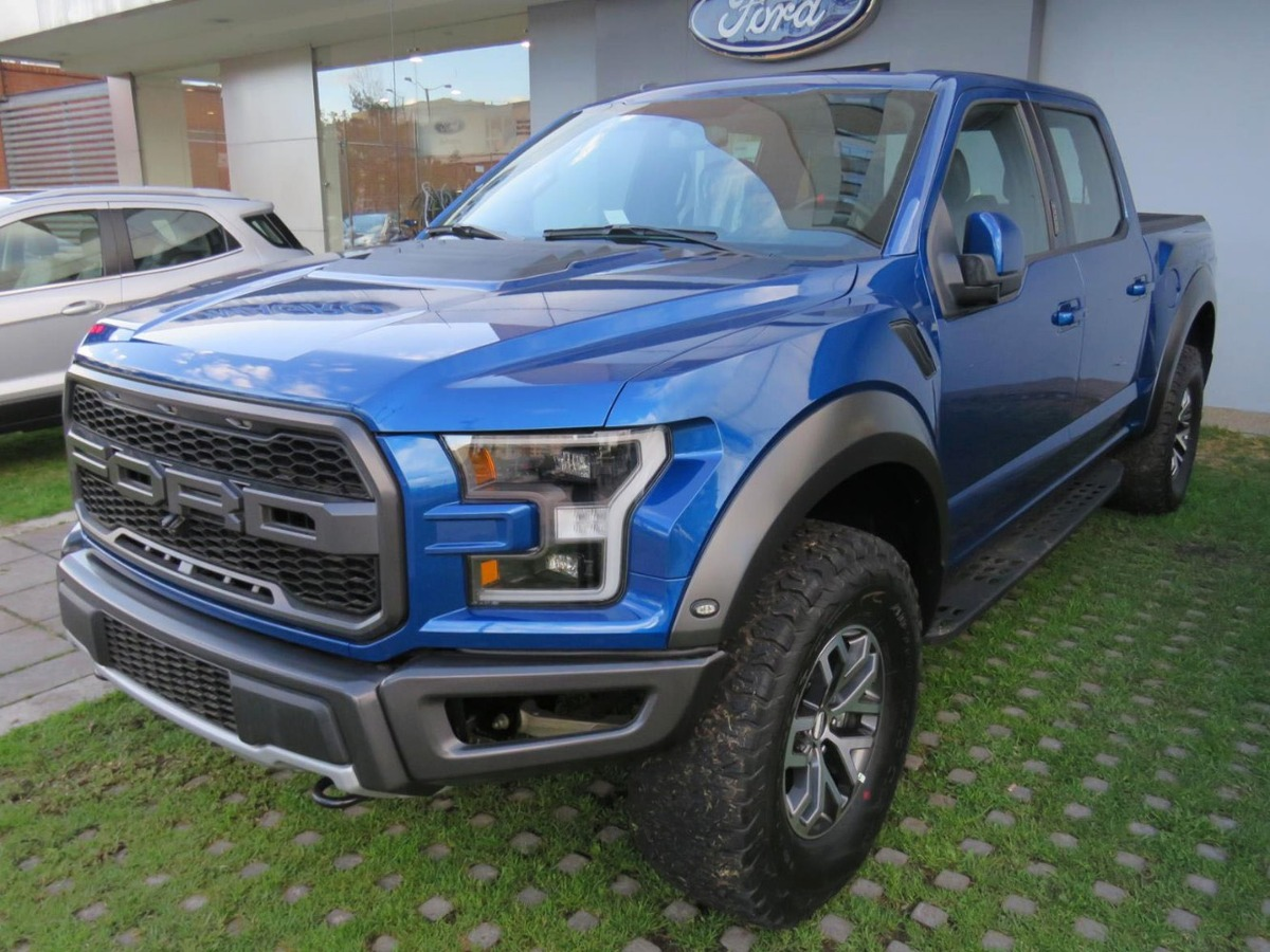 Ford Raptor Hp >> Raptor 2019 Performance - $ 244.990.000 en TuCarro