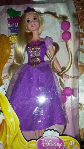 rapunzel cabello mágico de disney