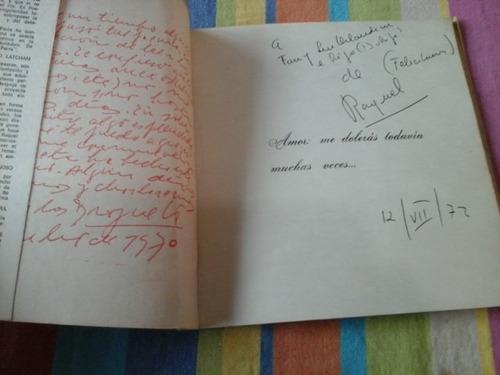 raquel weitzman. poemas?... firmado por autora