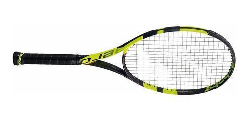 raqueta babolat pure aero nadal 300grs + 2 cubre y encordado