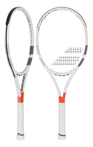 raqueta babolat pure strike 100 + antivibrador