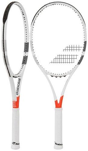 raqueta babolat pure strike 16x19 + antivibrador