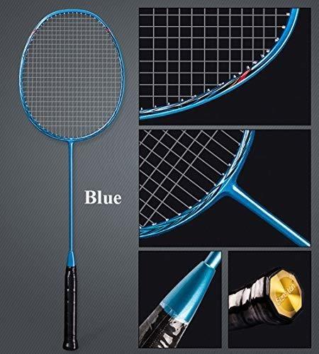 Senston N80 Grafito Raqueta de B/ádminton,Badminton Racket de Fibra Carbono
