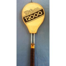 Raqueta De Colección Wilson T2000