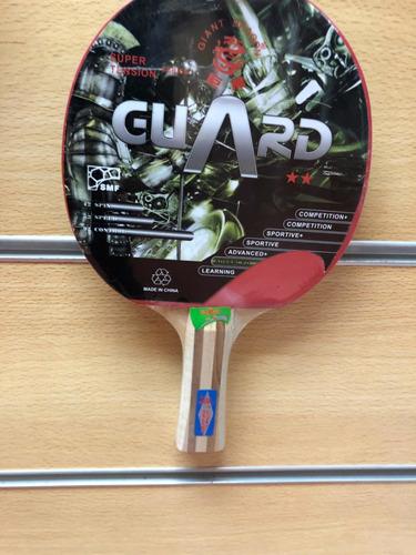 raqueta de pin pon