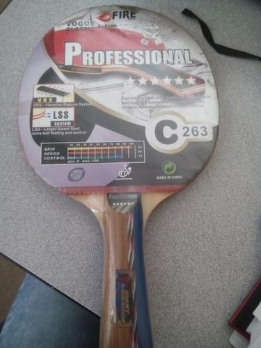 raqueta de ping pong 6 estrellas