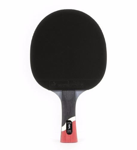 raqueta de ping pong stiga pro carbono oferta