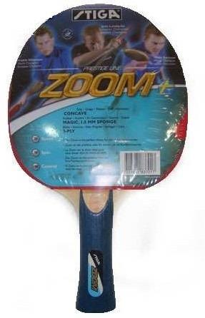 raqueta de ping pong stiga  zoom.  l3o