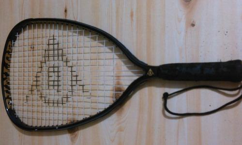 raqueta de racquetball dunlop graphite superlite