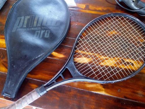 raqueta de tenis adultos