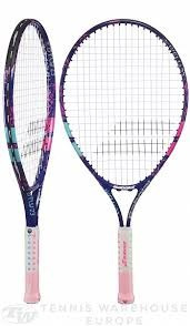 raqueta de tenis babolat b fly junior nena rosa 21 23 25