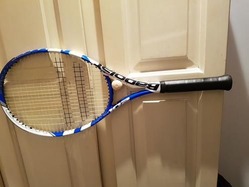 raqueta de tenis babolat sweetspot