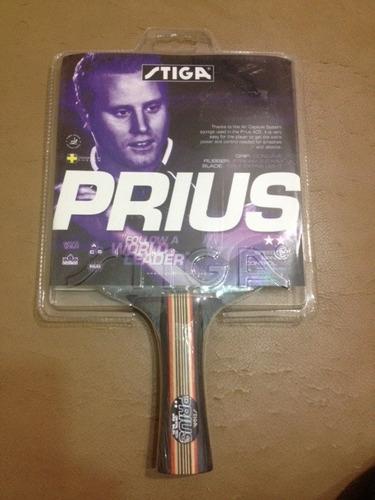 raqueta de tenis de mesa stiga modelo prius original vc