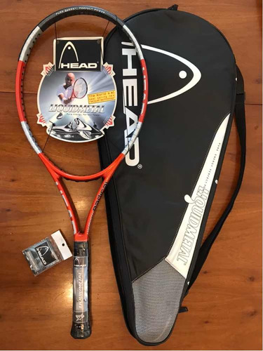 raqueta de tenis head liquidmetal.
