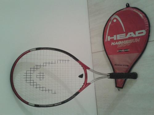 raqueta de tenis head magnesium