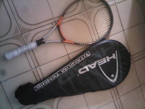 raqueta de tenis  head  profesional