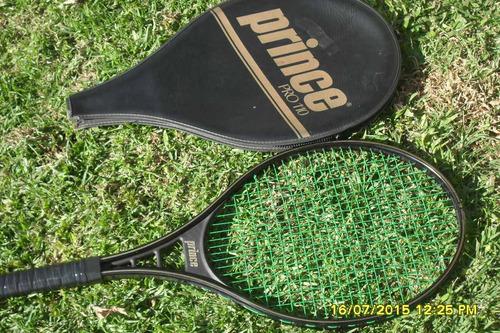 raqueta de tenis prince pro 110