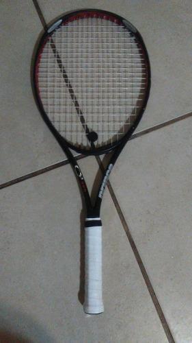 raqueta de tenis prince red. aro 105. usada. muy buen estado