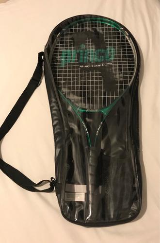 raqueta de tenis prince tour 25