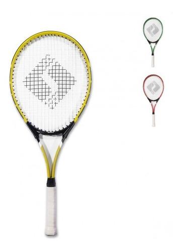 raqueta de tenis sufix conquer aluminio + regalos - olivos