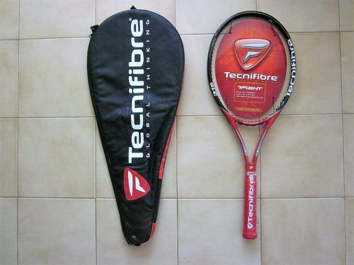 raqueta de tenis tecnifibre nueva
