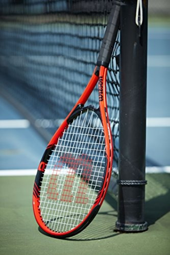 raqueta de tenis wilson federer para adultos