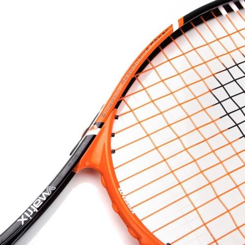 raqueta de tenis wilson match point xl original importada