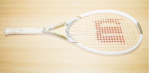 raqueta de tenis wilson venus serena