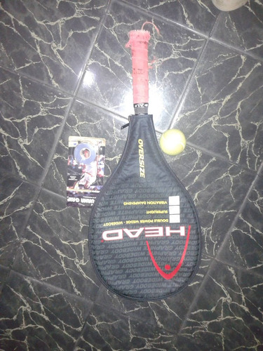 raqueta de tennis head oversize original ee.uu