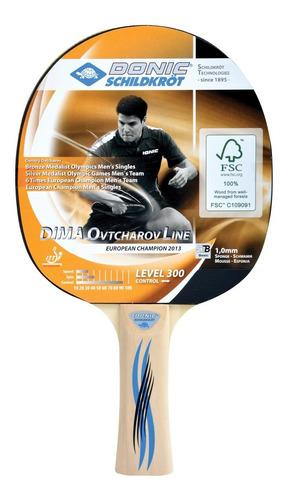raqueta donic 300 de ping pong - tenis de mesa