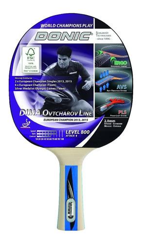 raqueta donic 800 de ping pong - tenis de mesa