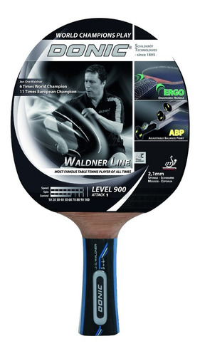 raqueta donic 900 de ping pong - tenis de mesa