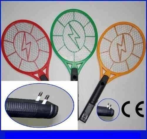 Raqueta electrica mata mosquitos moscas ara as e - Moscas pequenas cocina ...
