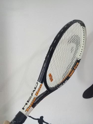 raqueta head