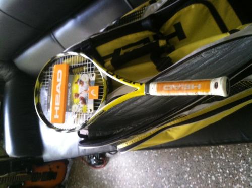raqueta head extreme nueva