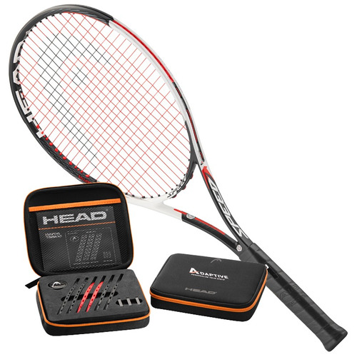raqueta head graphene touch speed adaptive + kit de regalo!!