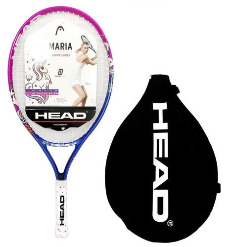 raqueta head maria jr. 23 ó 25 pulgadas