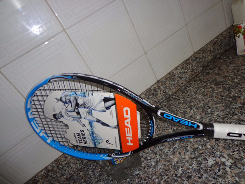 raqueta head  mx cyber pro os  275 gr 4- 3/8