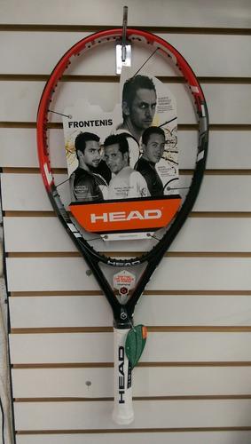 raqueta head s6 graphene frontenis