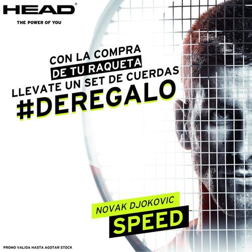 raqueta head tenis