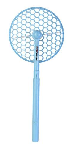raqueta  mata moscas no electrocuta unica segura para chicos