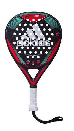 raqueta para padel adidas match light 1.9 ¡envío gratis!