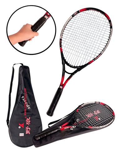 raqueta para tenis de campo. con envío gratis