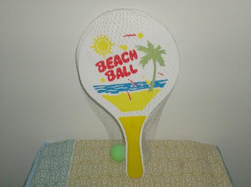 raqueta playera pequeña