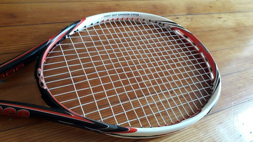 raqueta prince exo3 hybrid red 102